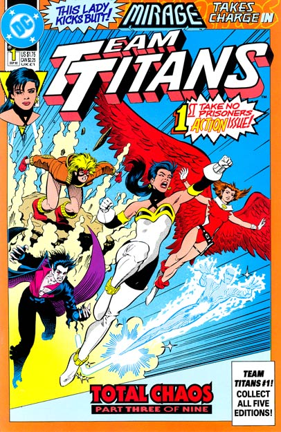 Team Titans Vol 1 1: Mirage