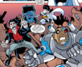 Teen Titans Kilowatts Dimension 001