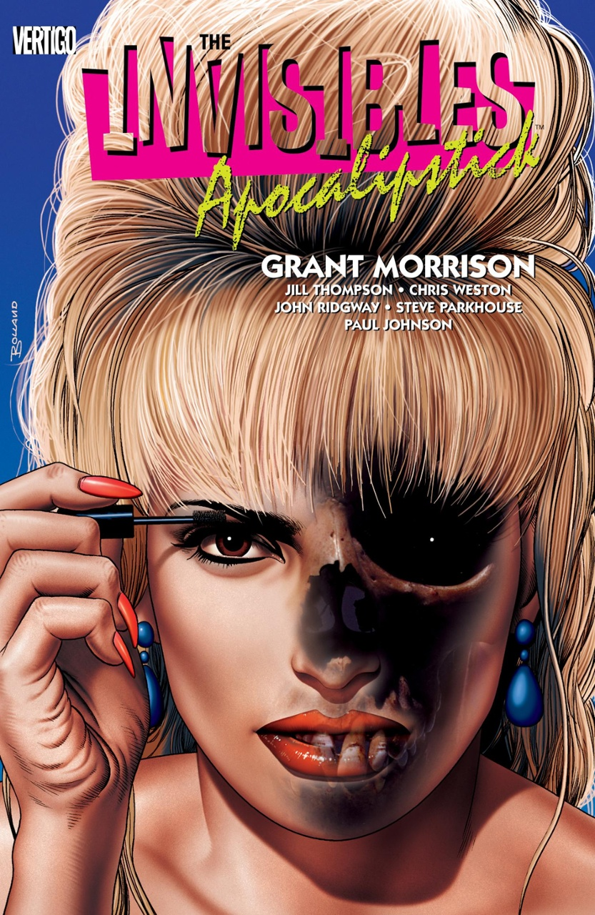 The Invisibles Volume 02: Apocalipstick (Collected)