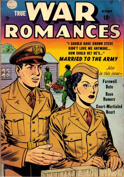 True War Romances Vol 1 2
