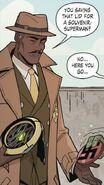 William Henderson Superman Smashes the Klan 001