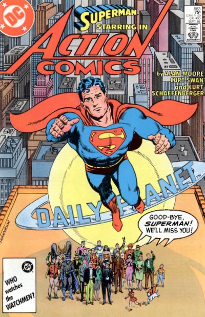 Action Comics Vol 1 583