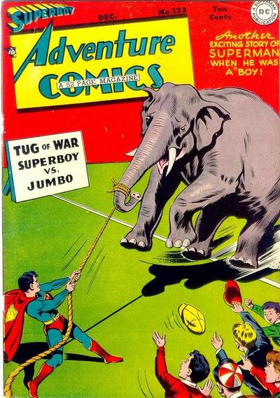 Adventure Comics Vol 1 123