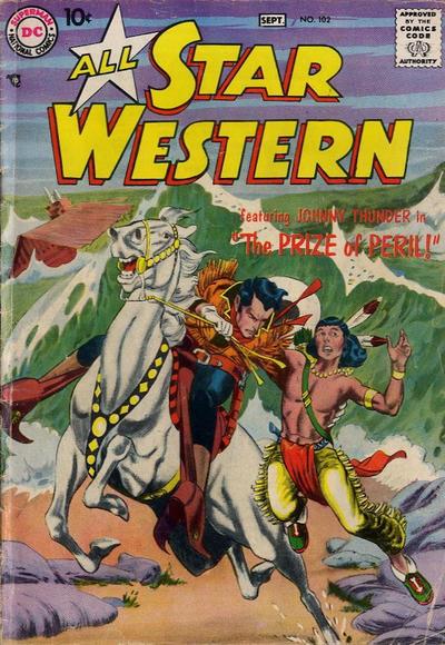 All-Star Western Vol 1 102