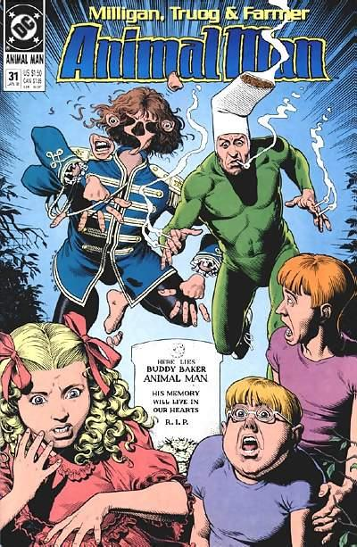 Animal Man Vol 1 31