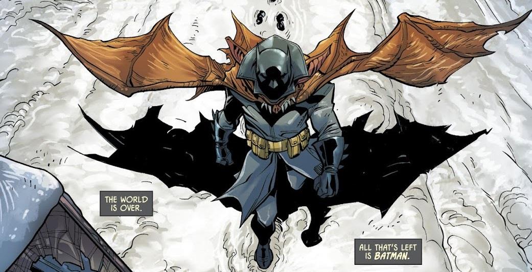 Kirk Langstrom (Batman in Bethlehem)