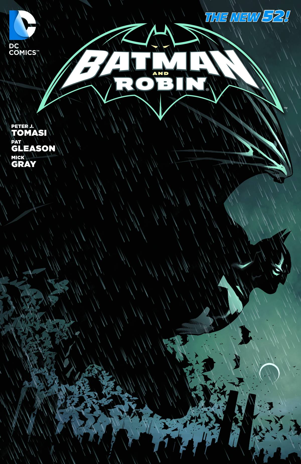 Batman and Robin: Requiem for Damian (Collected)