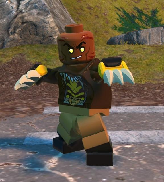 Benjamin Turner (Lego Batman)