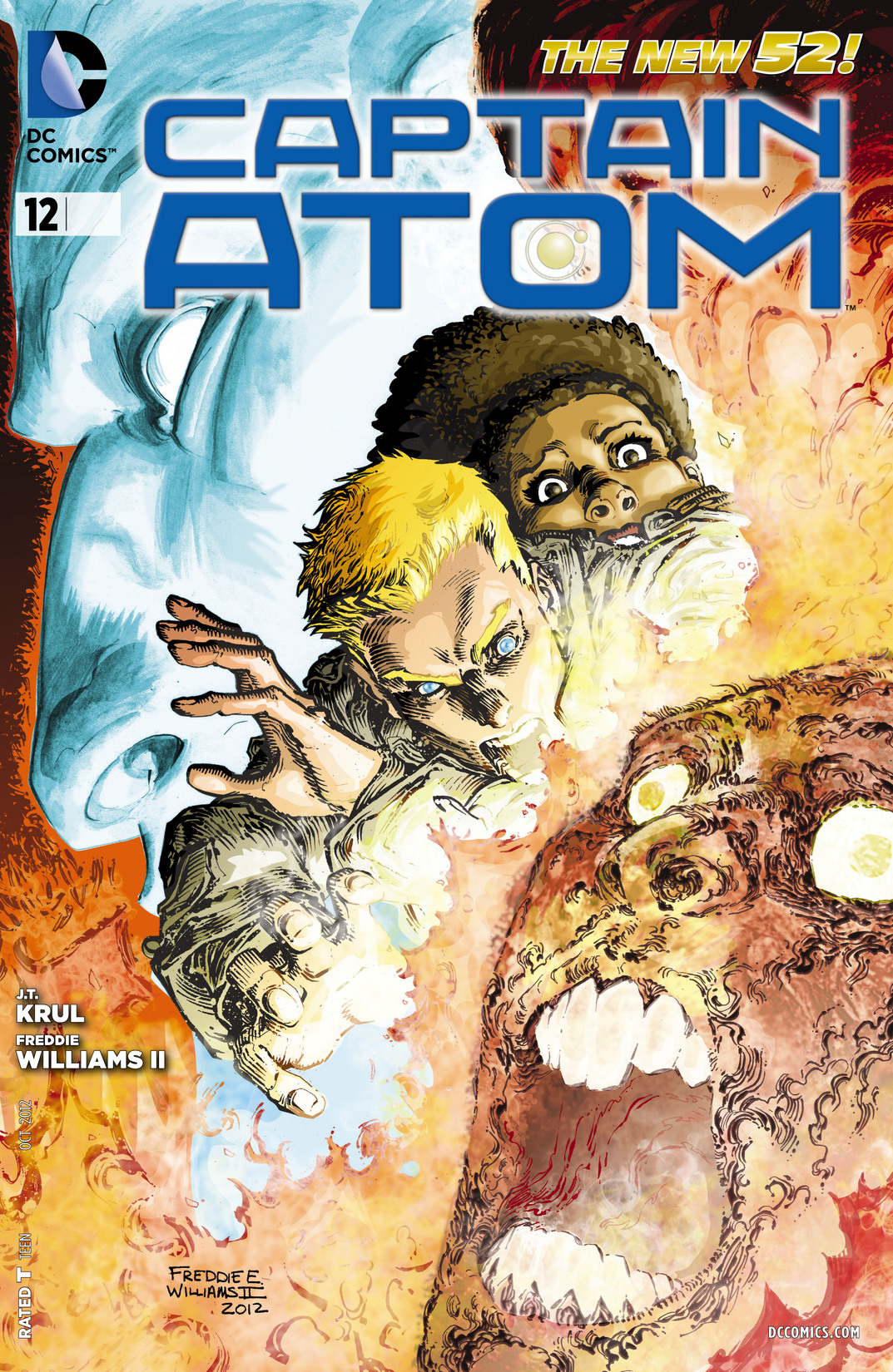 Captain Atom Vol 3 12