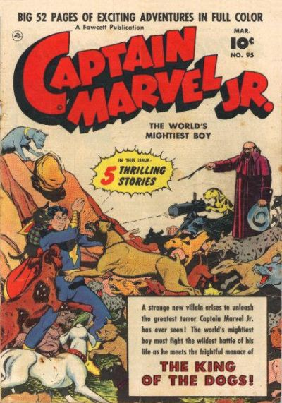 Captain Marvel, Jr. Vol 1 95