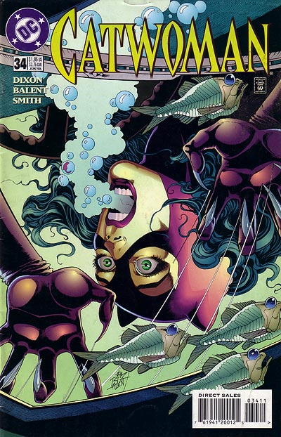 Catwoman Vol 2 34