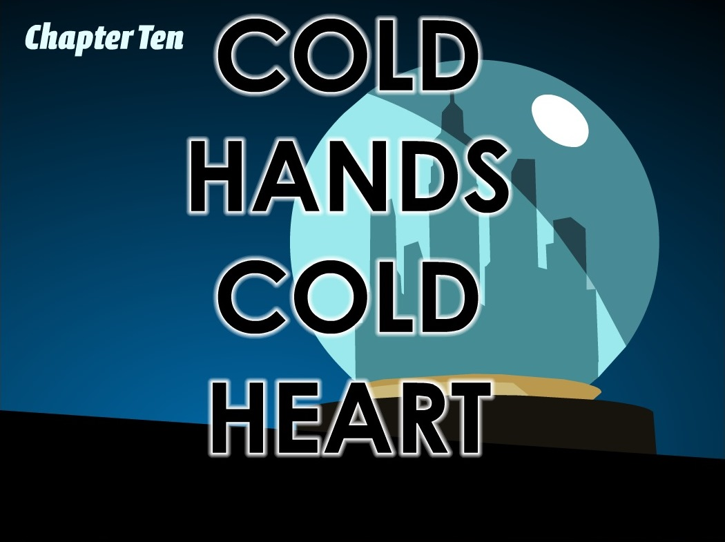 Gotham Girls (Webseries) Episode: Cold Hands, Cold Heart