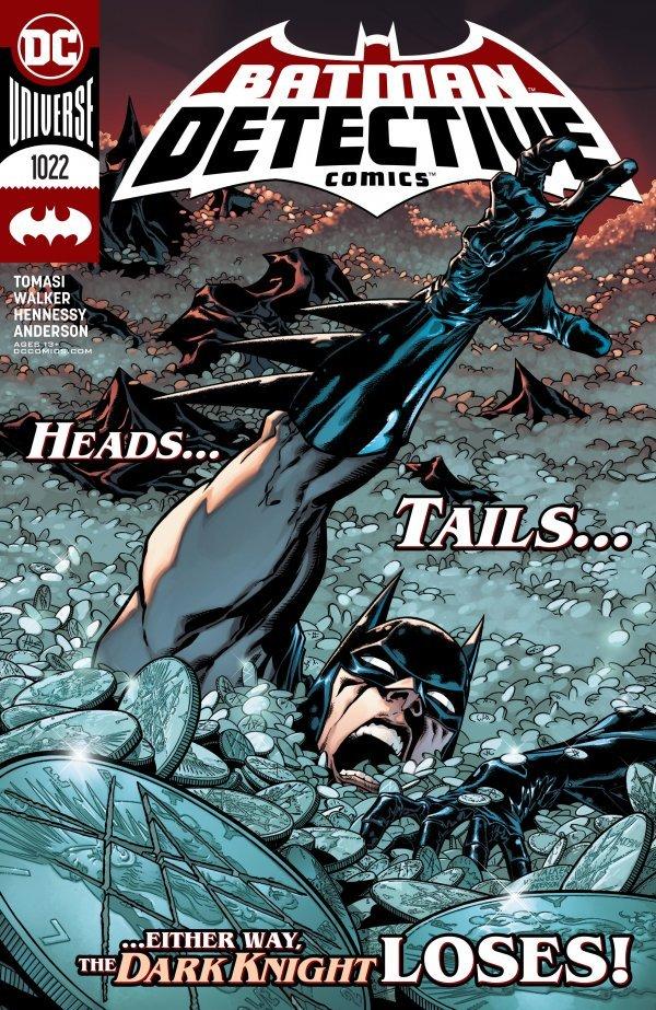 Detective Comics Vol 1 1022