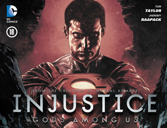 Injustice: Gods Among Us Vol 1 18 (Digital)