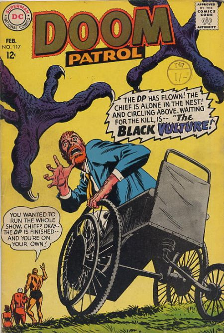 Doom Patrol Vol 1 117