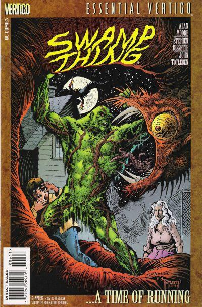 Essential Vertigo: Swamp Thing Vol 1 6