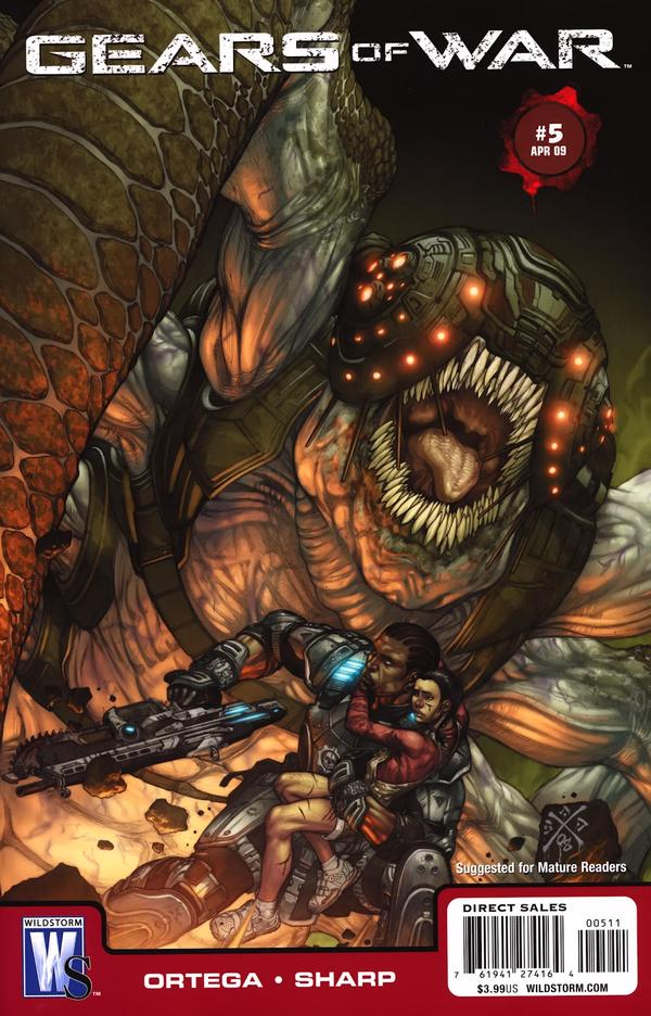 Gears of War Vol 1 5