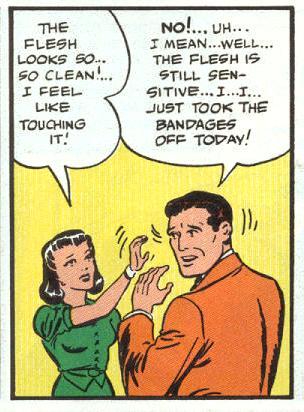 Gilda Kent (Earth-Two)