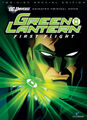 Green Lantern First Flight DVD cover