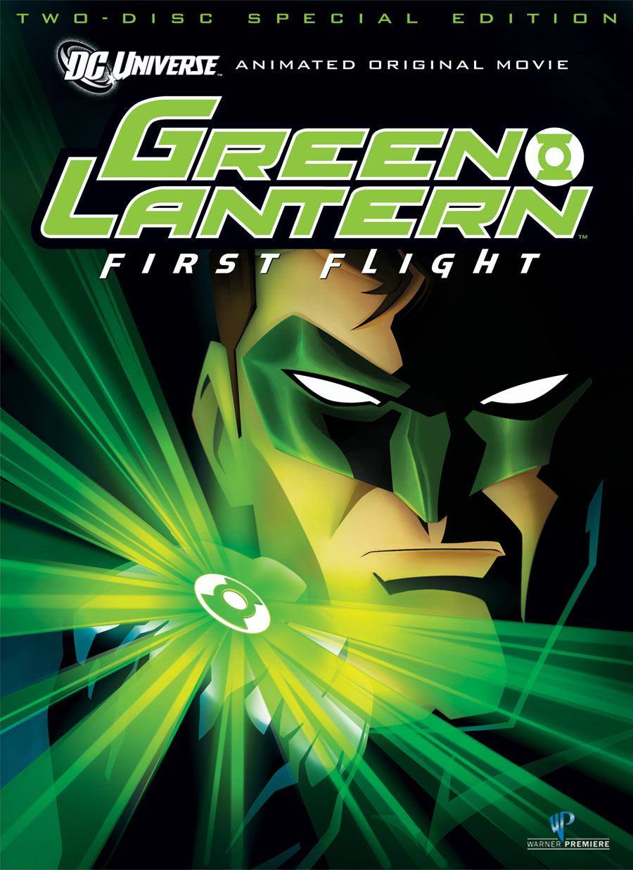 Green Lantern: First Flight (Movie)