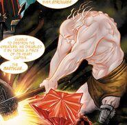 Hephaestus The Legend of Wonder Woman 001