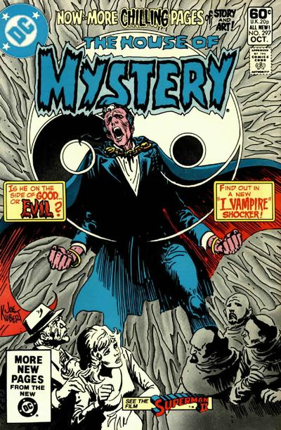 House of Mystery Vol 1 297