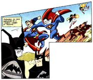 Justice League of Bizarros DCAU 001