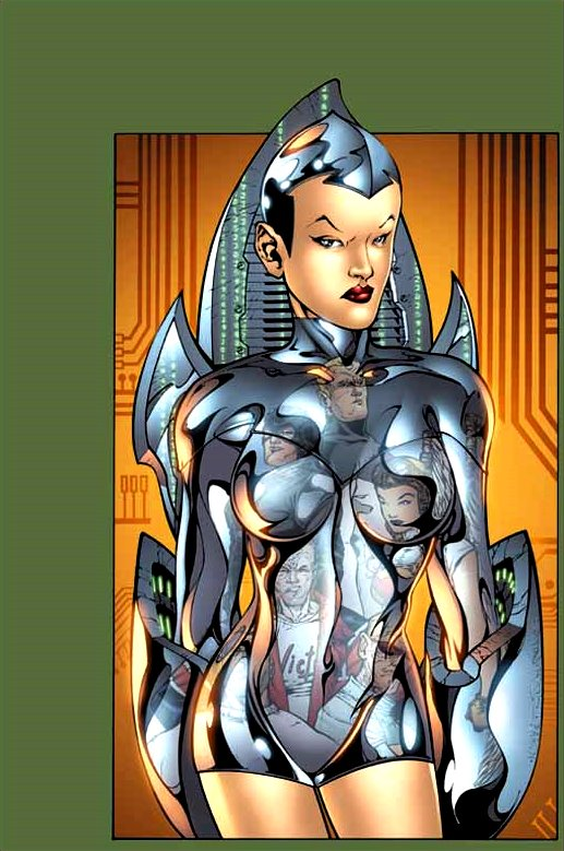 Machine (Wildstorm Universe)