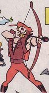 Red Arrow Roy Harper DCAU 0001