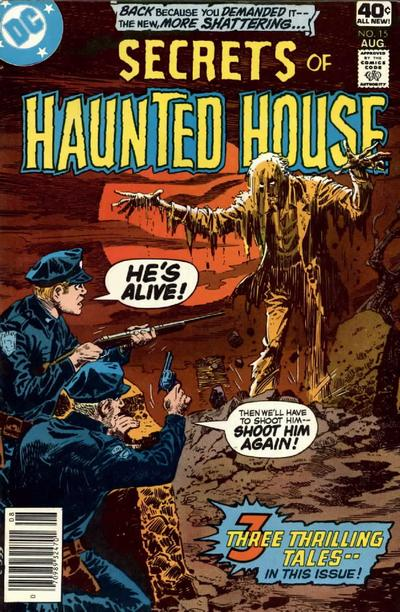 Secrets of Haunted House Vol 1 15