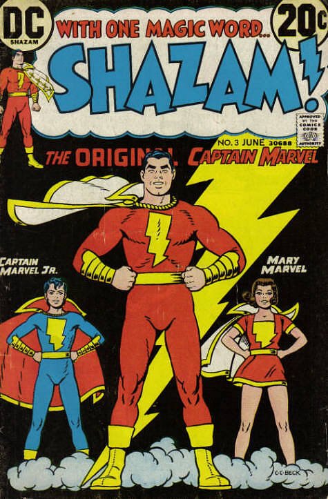 Shazam! Vol 1 3