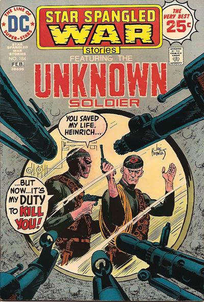 Star-Spangled War Stories Vol 1 184