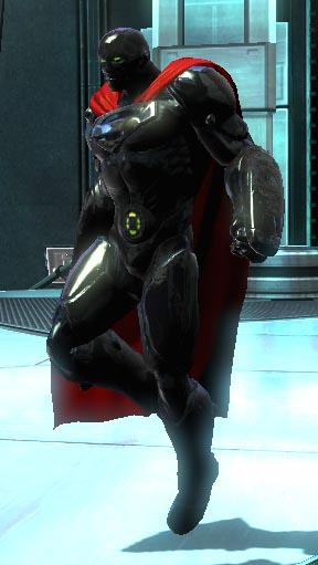 John Henry Irons (DC Universe Online)