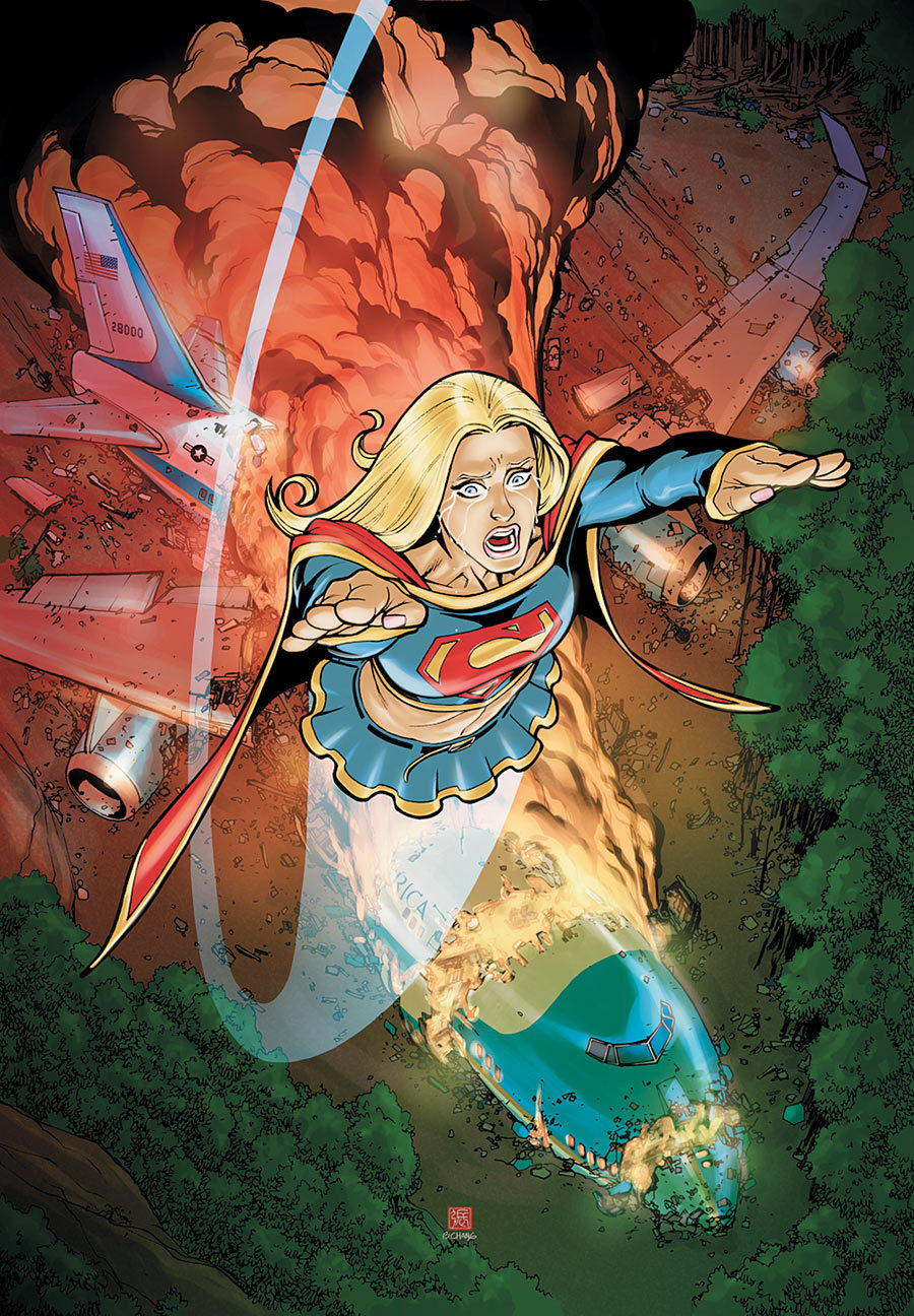 Supergirl Vol 5 20