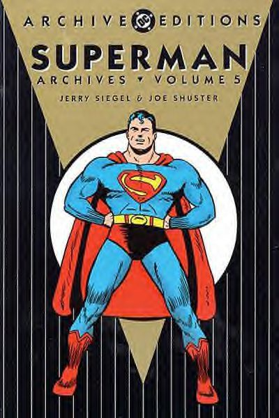 The Superman Archives Vol. 5 (Collected)