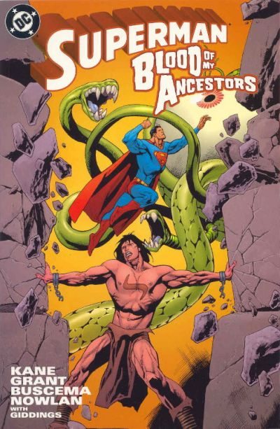 Superman: Blood of My Ancestors Vol 1 1