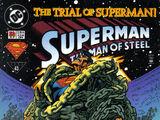 Superman: The Man of Steel Vol 1 50