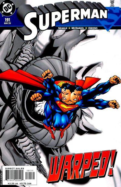Superman Vol 2 191