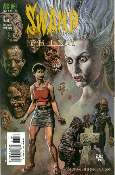 Swamp Thing Vol 3 11