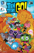 Teen Titans Go! Vol 2 1