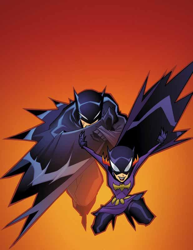 The Batman Strikes! Vol 1 18 Textless.jpg