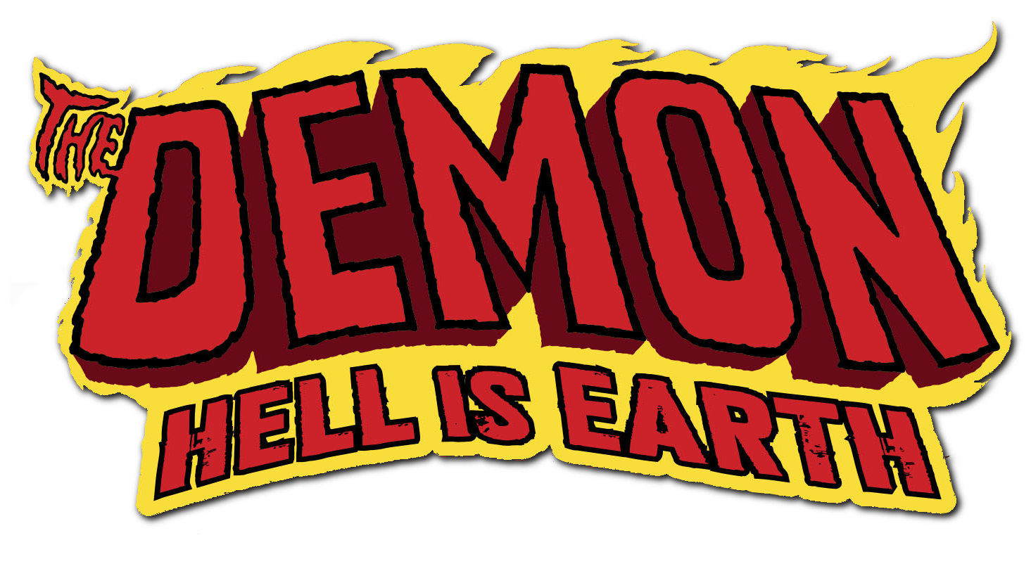 The Demon: Hell Is Earth Vol 1
