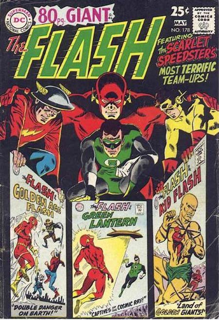 The Flash Vol 1 178