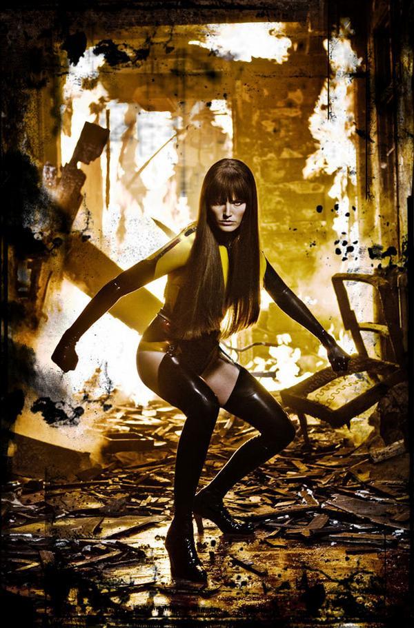 Laurel Juspeczyk (Watchmen Movie)