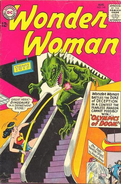 Wonder Woman Vol 1 148