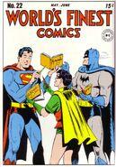 World's Finest Comics 22