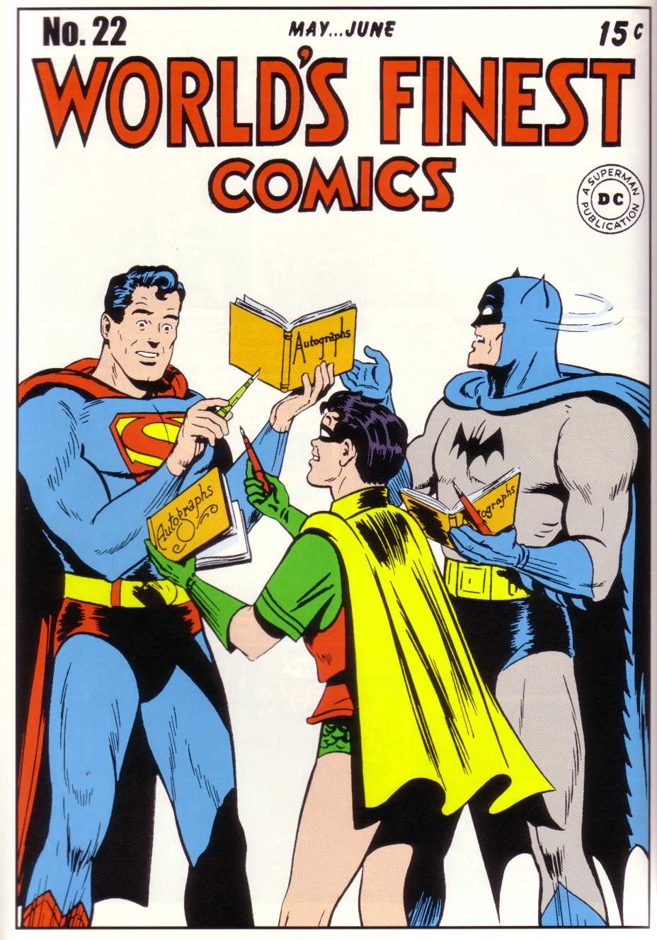 World's Finest Vol 1 22