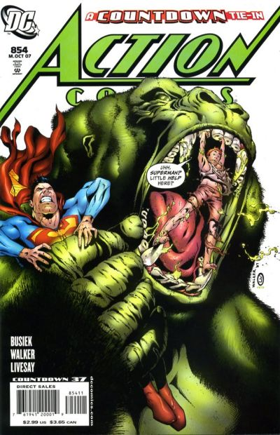 Action Comics Vol 1 854