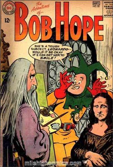 Adventures of Bob Hope Vol 1 82