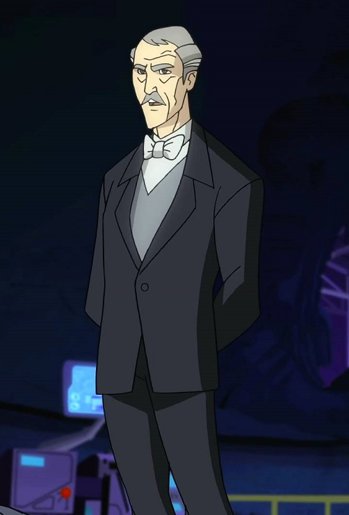 Alfred Pennyworth (Batman Unlimited)